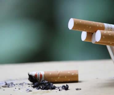 smoking and teeth
